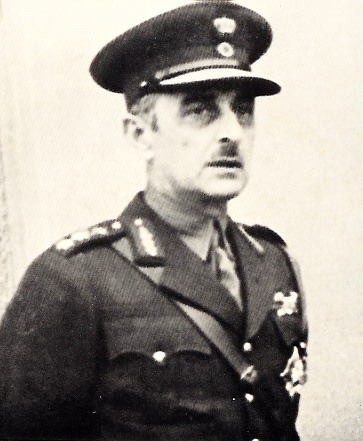 Alexander Papagos: 1883-1955, Greek soldier and political leader