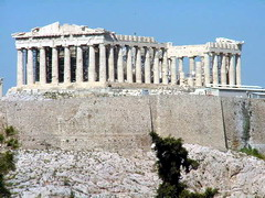 parthenon-acropolis, athens, greece