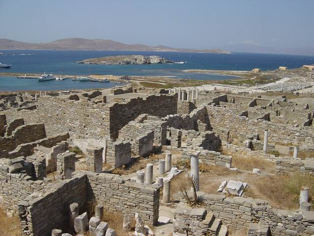 Lessons from the ancient Greek island of Delos