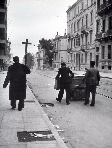 Funeral in Athens