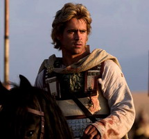 Colin Farrel as Alexander the Great