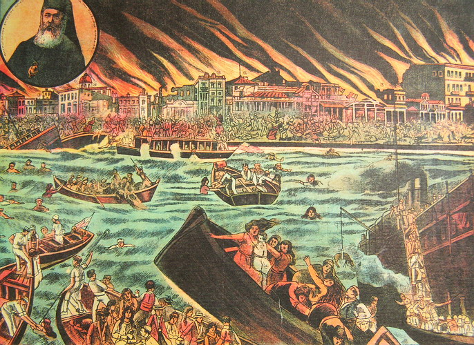 Burning of Smyrna