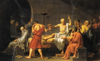 An analysis of the political organization of greek city states and the background of socrates plato