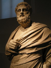 Sophocles from the National Museum