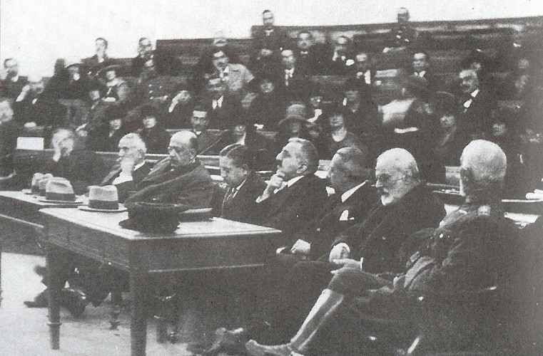 Trial of the Six